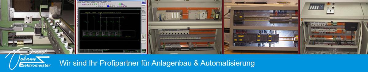 Anlagenautomatisierung mit kleinsten Einheiten. Selbst minimale Schaltungen lassen sich schon effizient aufbauen